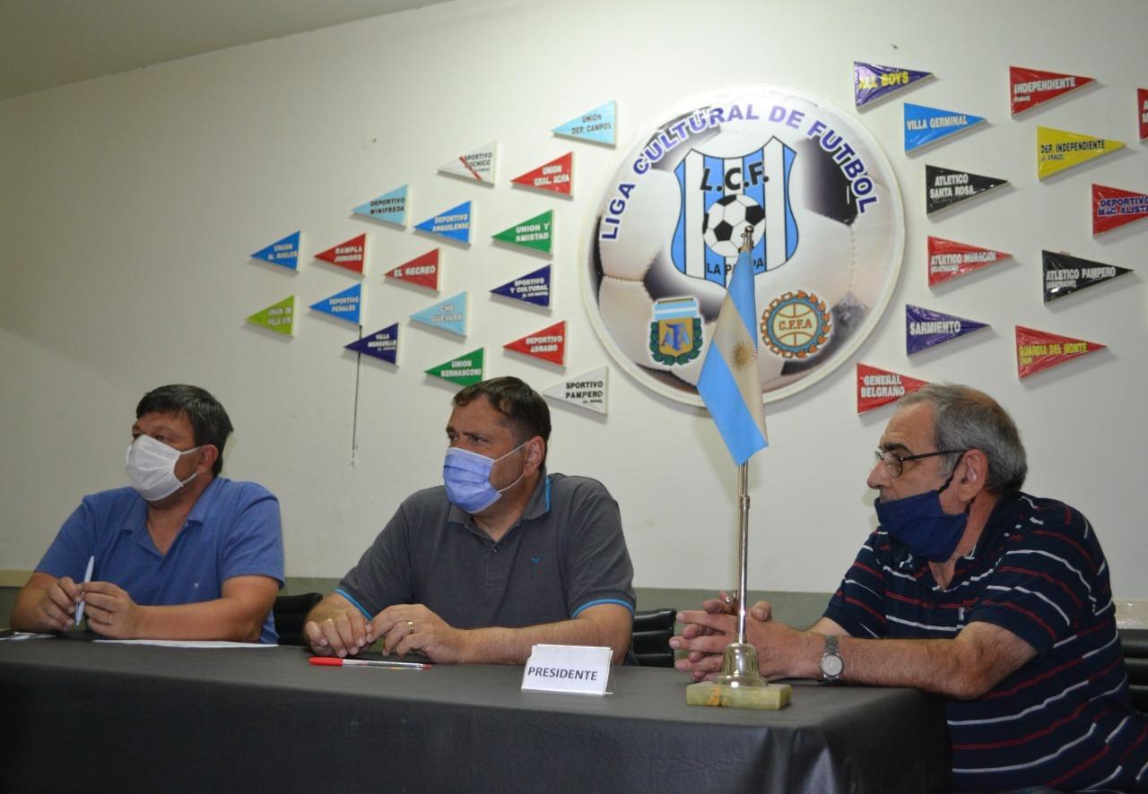 Regreso del fútbol en La Pampa: Se confirmó que se jugará el Provincial en marzo