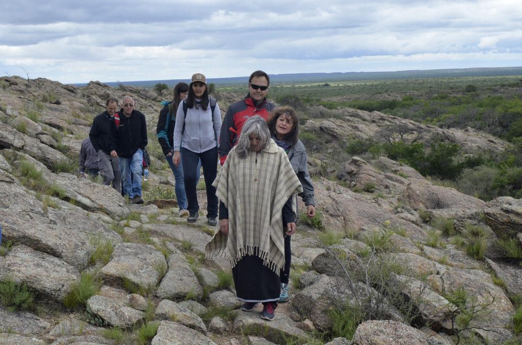 """El proyecto pampeano """"Cerro de los Viejos"""" fue destacado a nivel América Latina"""