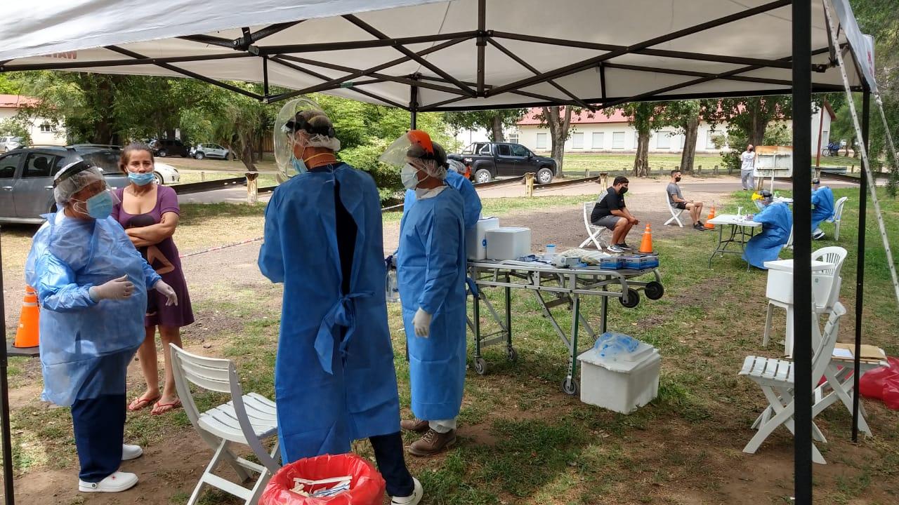 COVID-19 en La Pampa: en el día de hoy hubo 101 nuevos positivos y 4 fallecidos