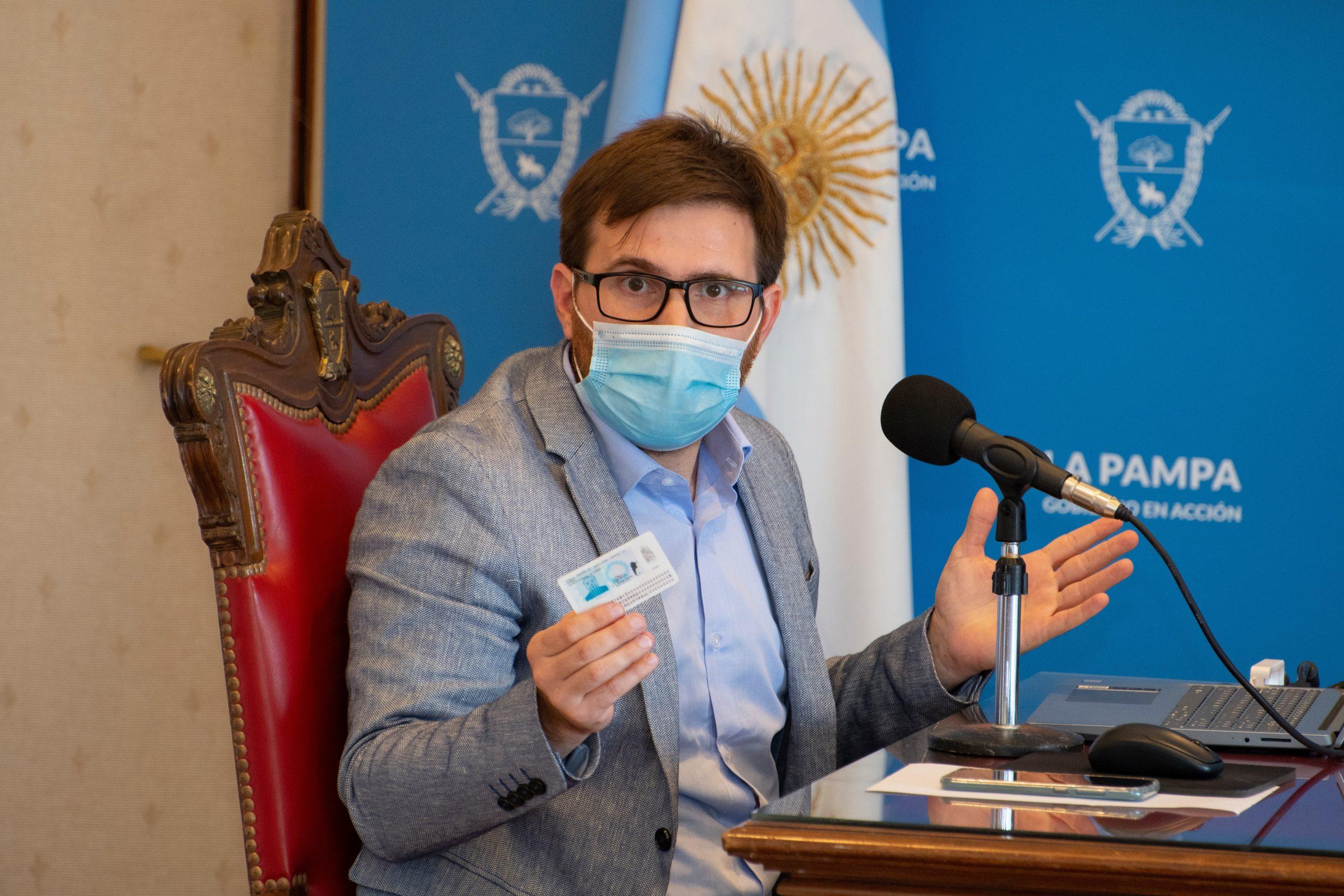 Ya se encuentra abierta la inscripción online para vacunarse en La Pampa