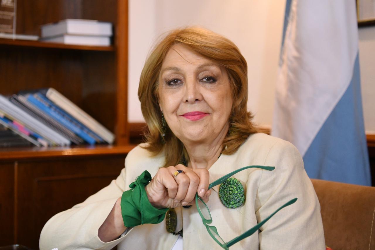 Norma Durango anunció que el jueves será promulgada la ley de Interrupción Voluntaria del Embarazo – infopico.com