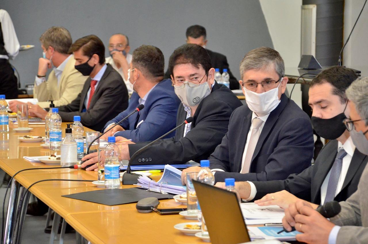"""Diputados dieron dictamen favorable para la creación del """"fideicomiso de garantías pampeanas"""" en donde se trabajará con el Banco de La Pampa"""