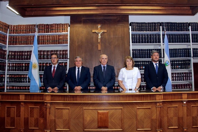 Designan presidente del STJ durante el 2021 a Fernández Mendía