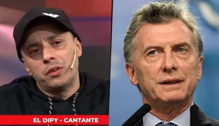 """El Dipy, tras reunirse con Mauricio Macri: """"Este país es hermoso, lástima que está lleno de argentinos"""""""