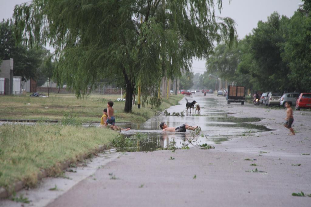 Mirá el registro de lluvia de las últimas 24 horas para el Norte de La Pampa