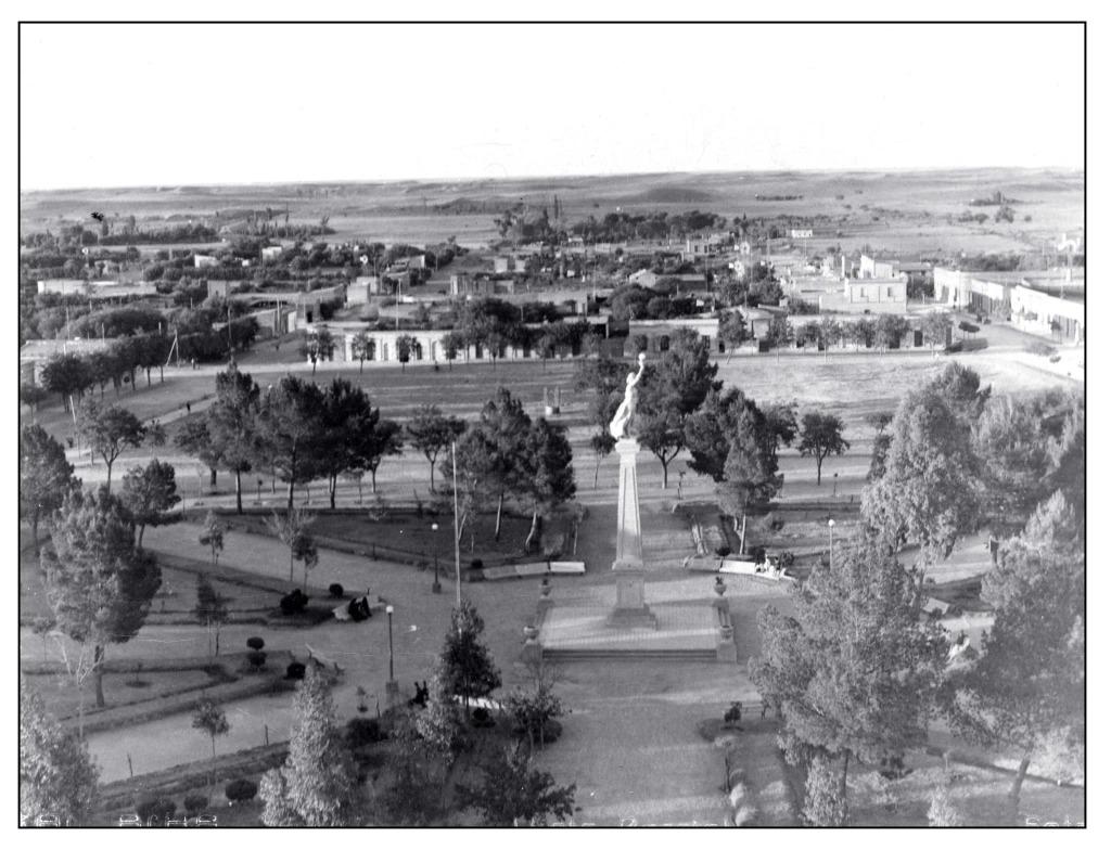 General Acha fue declarada como capital histórica del Territorio de La Pampa