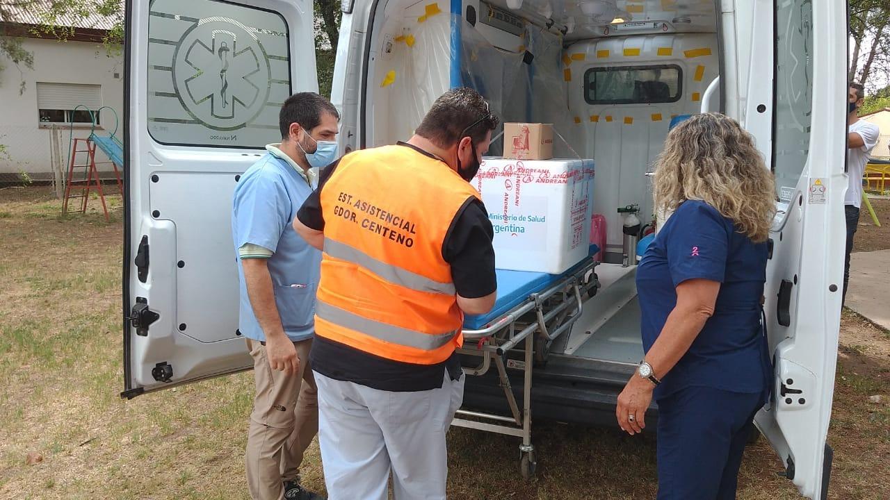 Llegaron otras 3.000 dosis de vacunas Sputnik V a La Pampa