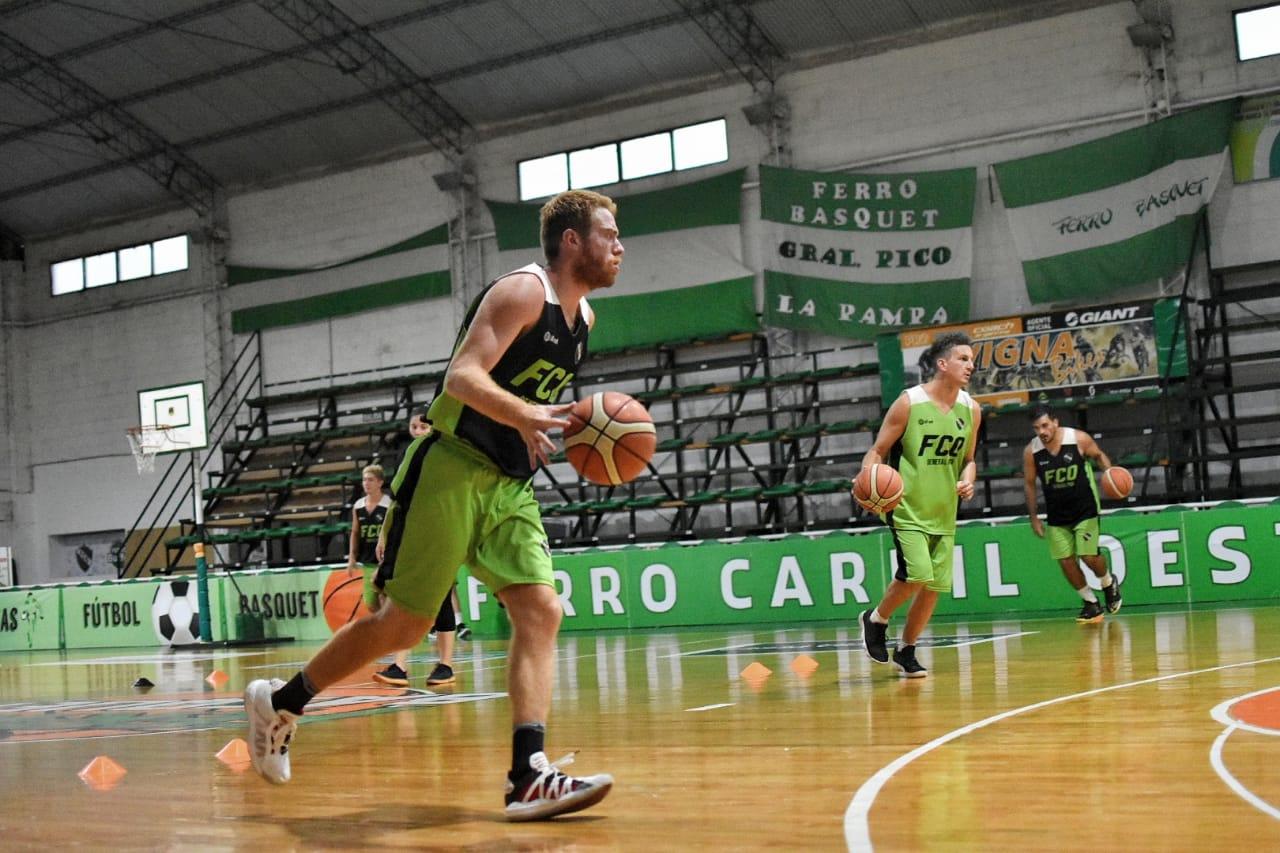 Federal de Básquet: Ferro confirmó su participación y Pico FBC decidió no jugarlo