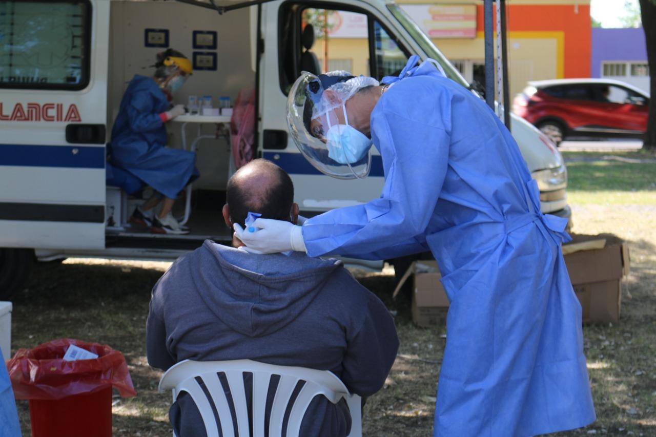 COVID-19: en el día de hoy se detectaron  154 nuevos casos en La Pampa, 14 de ellos en General Pico