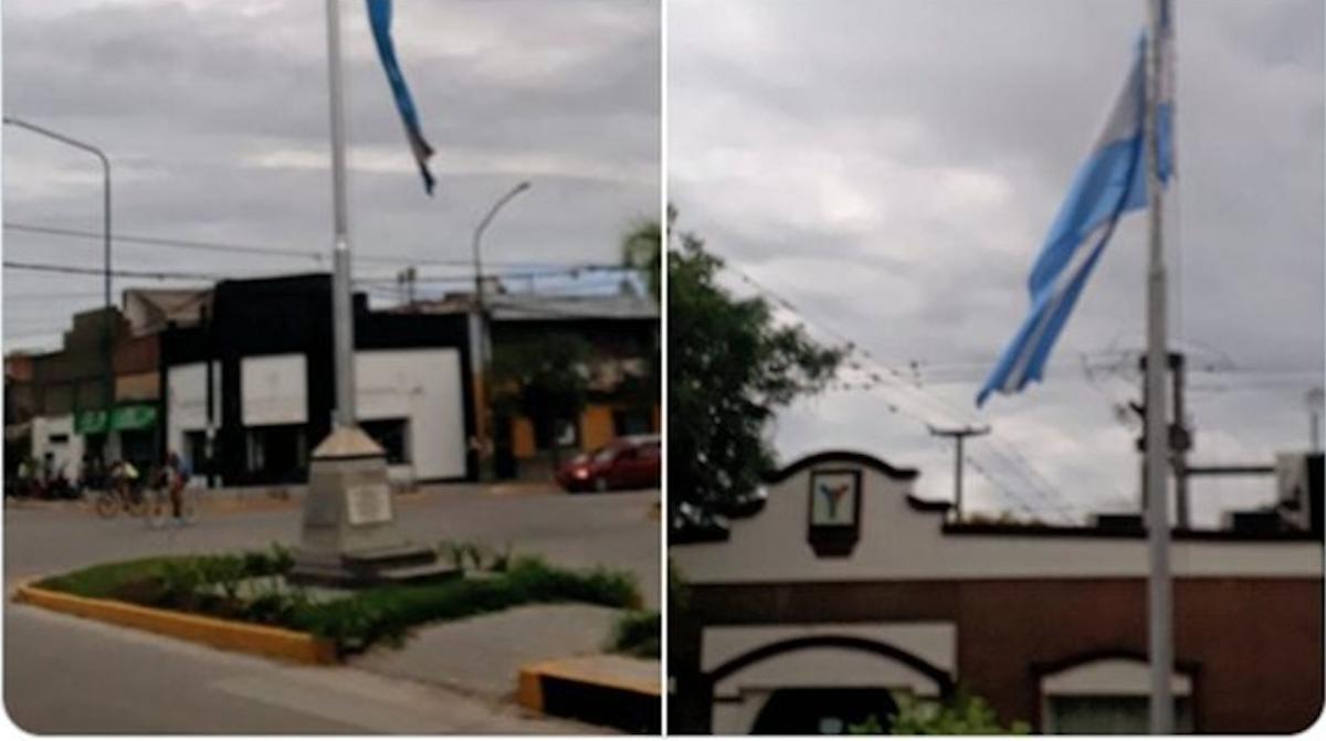 Tucumán: un Intendente decretó la bandera a media asta y cuatro días de duelo por la legalización del aborto