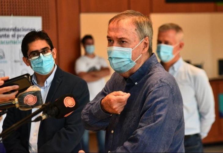 El gobernador Juan Schiaretti confirmó que no habrá restricción nocturna en Córdoba