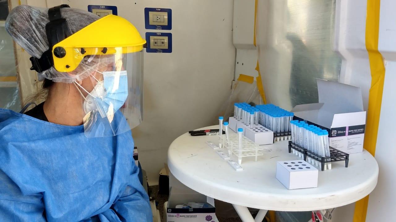 Hoy se detectaron 217 nuevos casos de Coronavirus en La Pampa, 49 en General Pico y reportaron otro fallecimiento