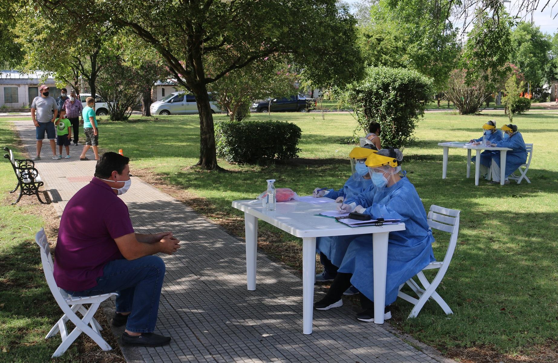 COVID-19: Hoy se detectaron 76 nuevos casos en La Pampa, 18 en General Pico