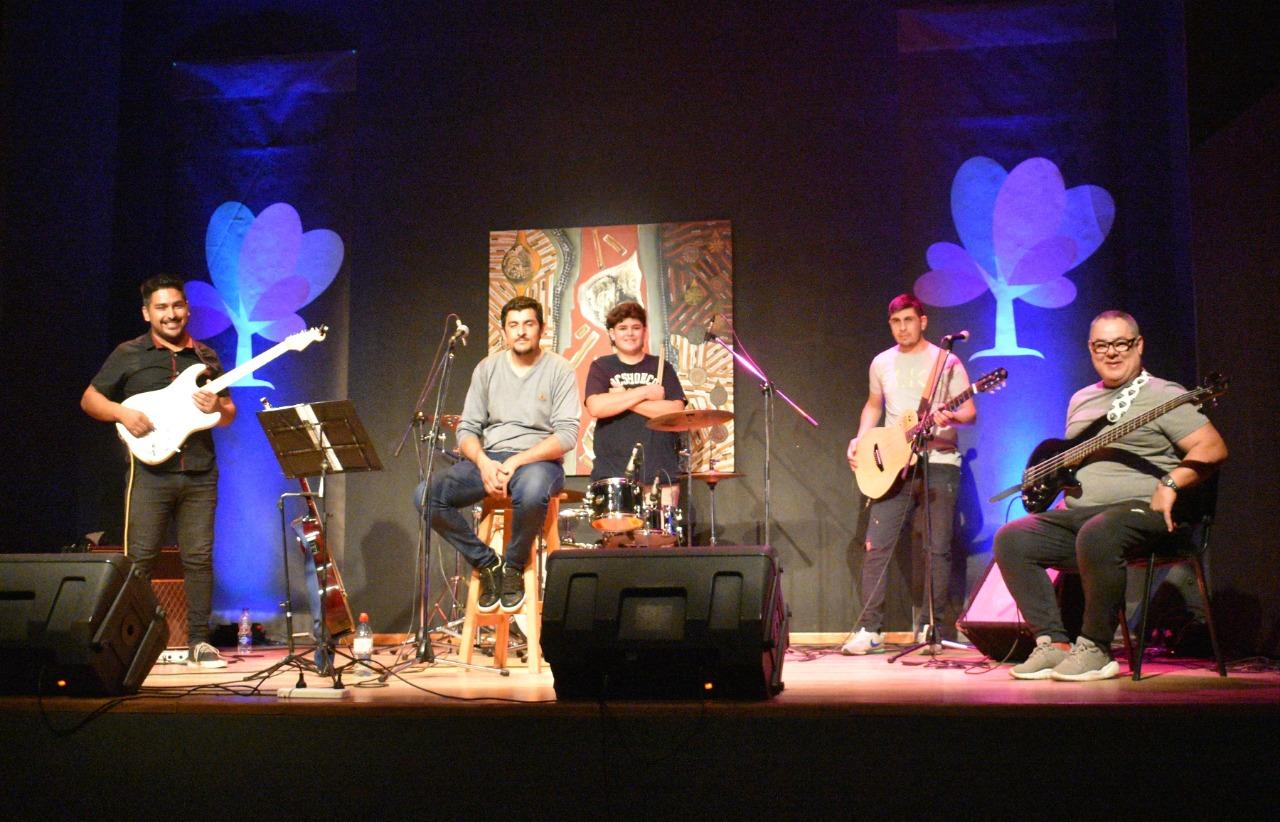 Este domingo a disfrutar música con «Sentir Pampa»