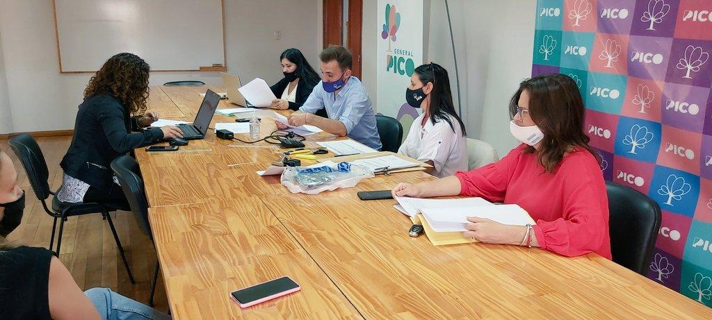 La Municipalidad de General Pico licitó equipamiento informático, de conectividad y comunicación por $12.000.000