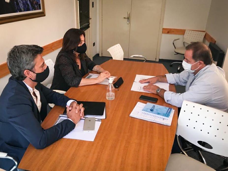 Buscan alternativas para «atenuar el impacto de la crisis económica y sanitaria en distintos sectores económicos de General Pico»