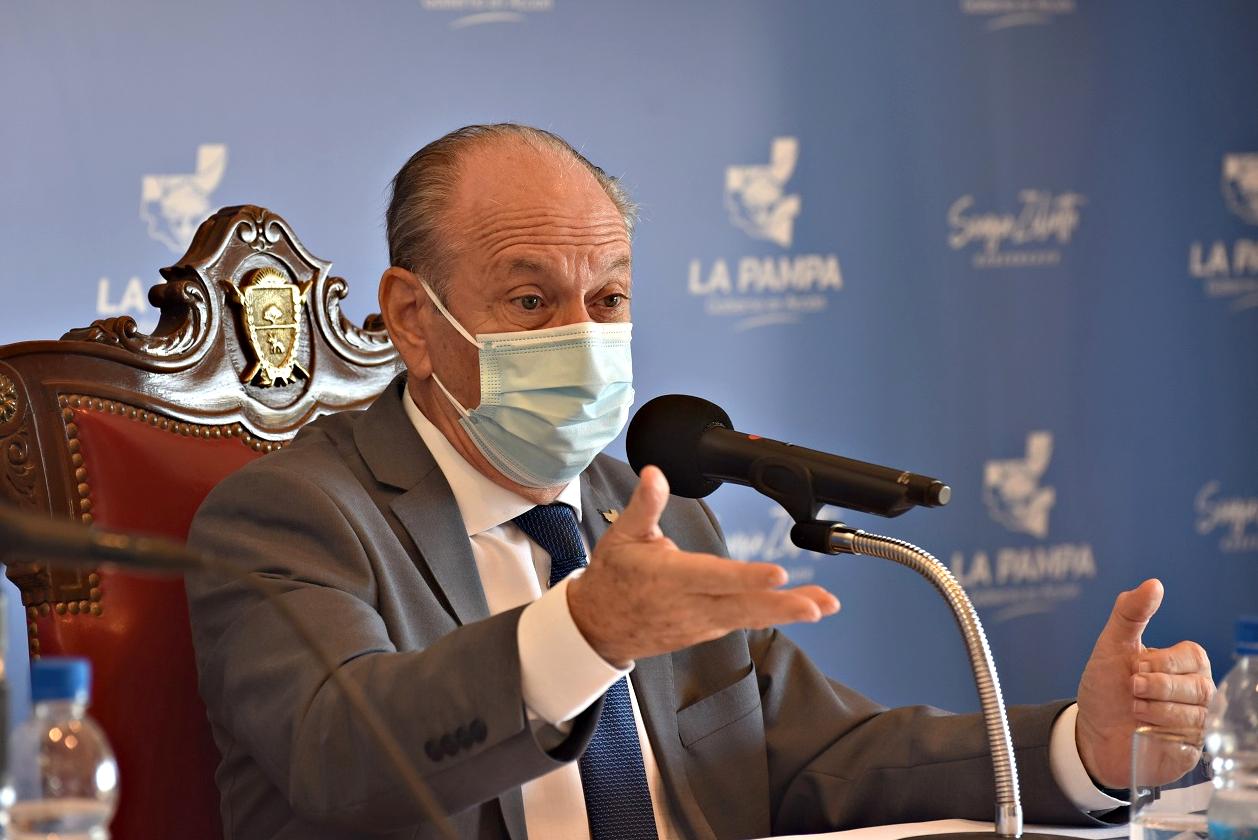 """Mario Kohan se refirió al discurso del gobernador en la Cámara de Diputados y dijo que se interpretó """"como un mensaje de gestión en un contexto dramático de pandemia"""""""