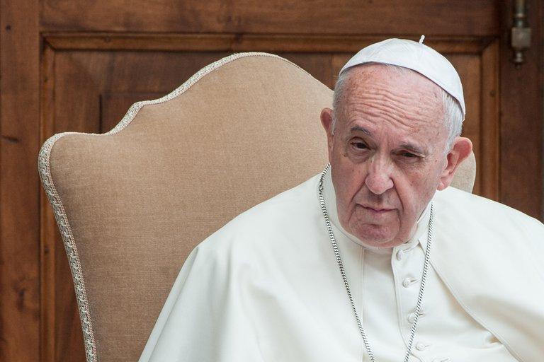 """El papa Francisco reiteró su posición sobre el aborto: """"¿Es correcto cancelar una vida humana para resolver un problema?"""""""