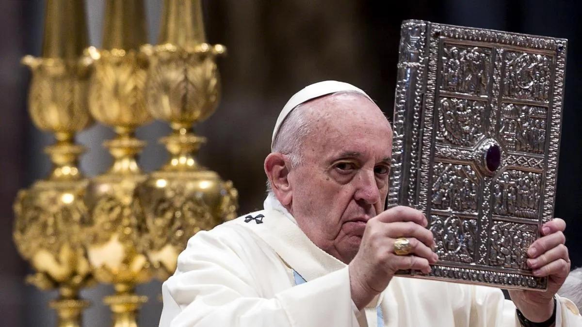 """El Papa será vacunado y criticó a quienes se oponen a la vacuna contra el COVID-19: """"Hay un negacionismo suicida que no consigo explicar"""""""