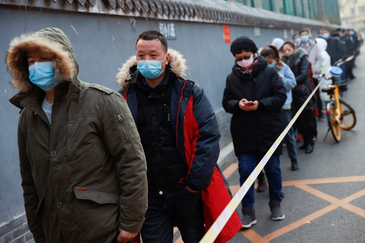 China comenzó a realizar pruebas anales para detectar el COVID-19
