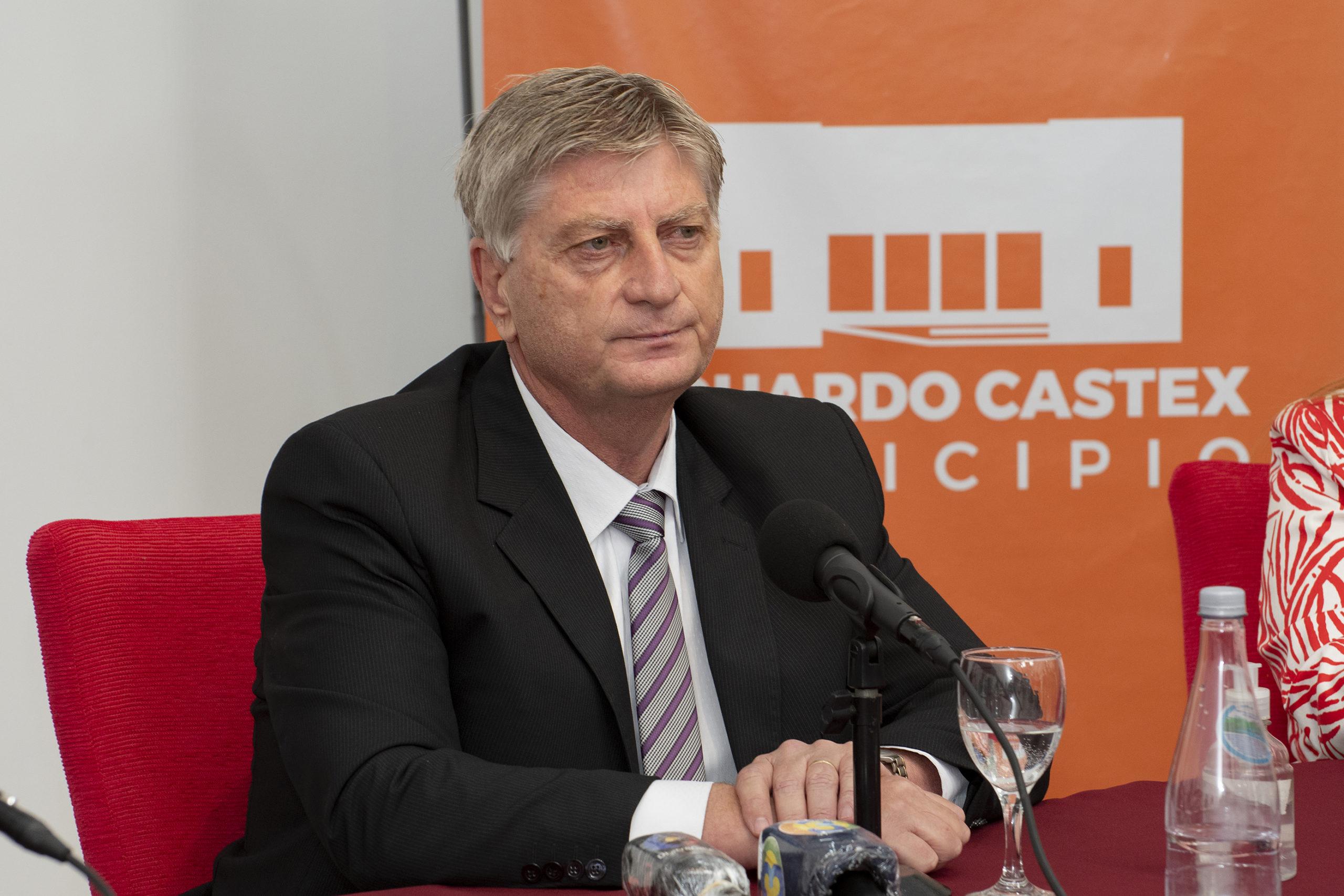 """Sergio Ziliotto afirmó que la postergación de las PASO """"sería una opción a analizar"""""""