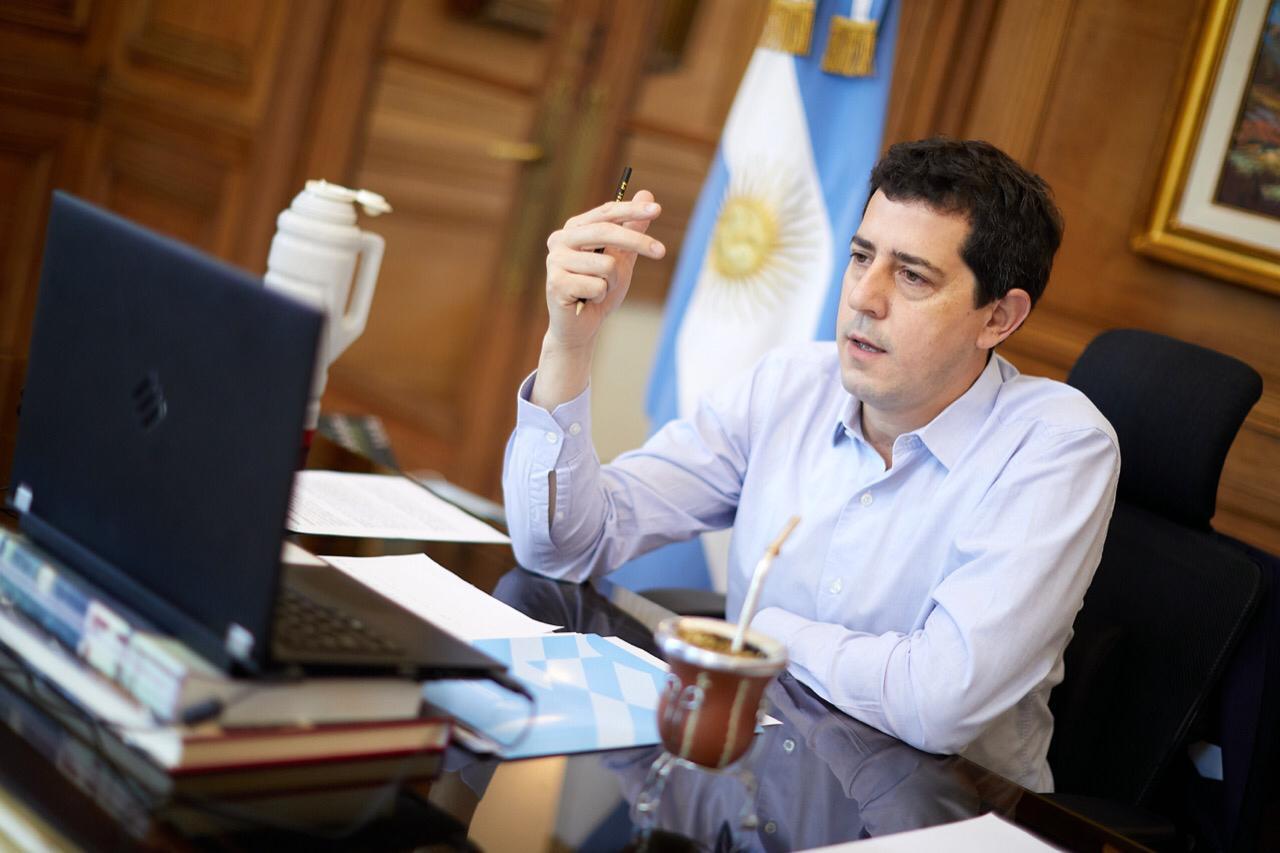 El Ministro de Interior, Wado de Pedro, estará mañana en La Pampa y podría visitar General Pico