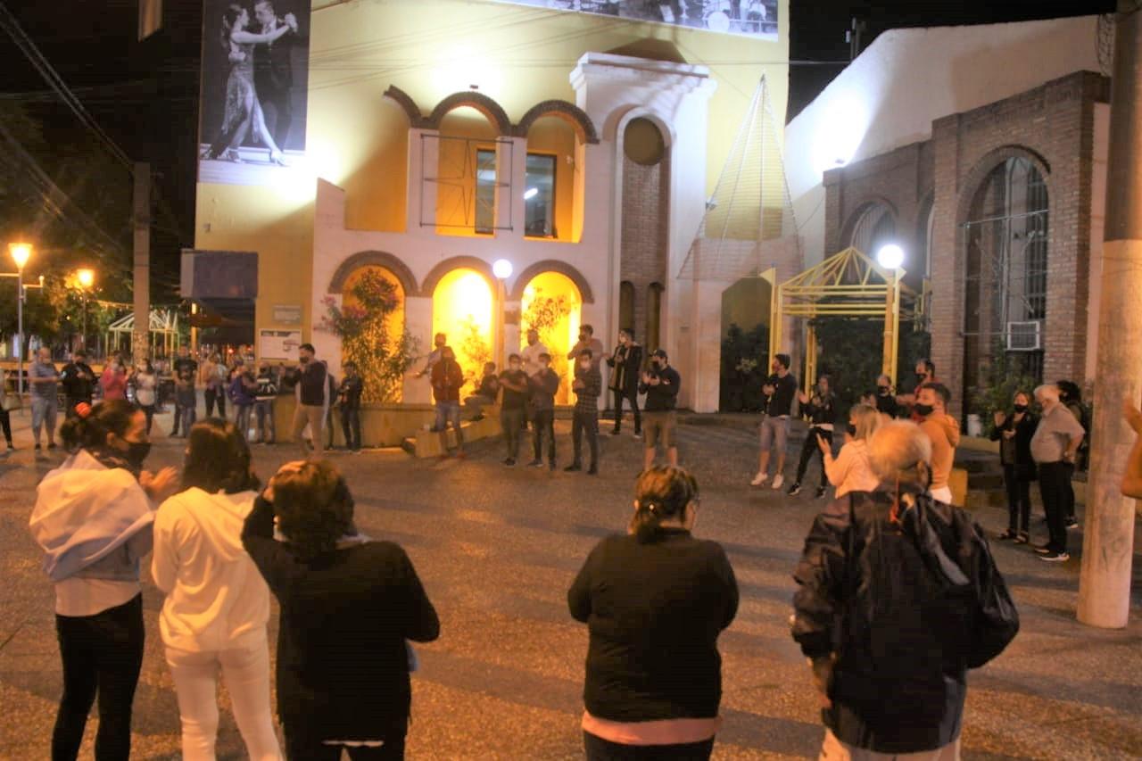 Fuerte reclamo de gastronómicos: Calles vacías, negocios cerrados y un sábado realmente atípico en General Pico