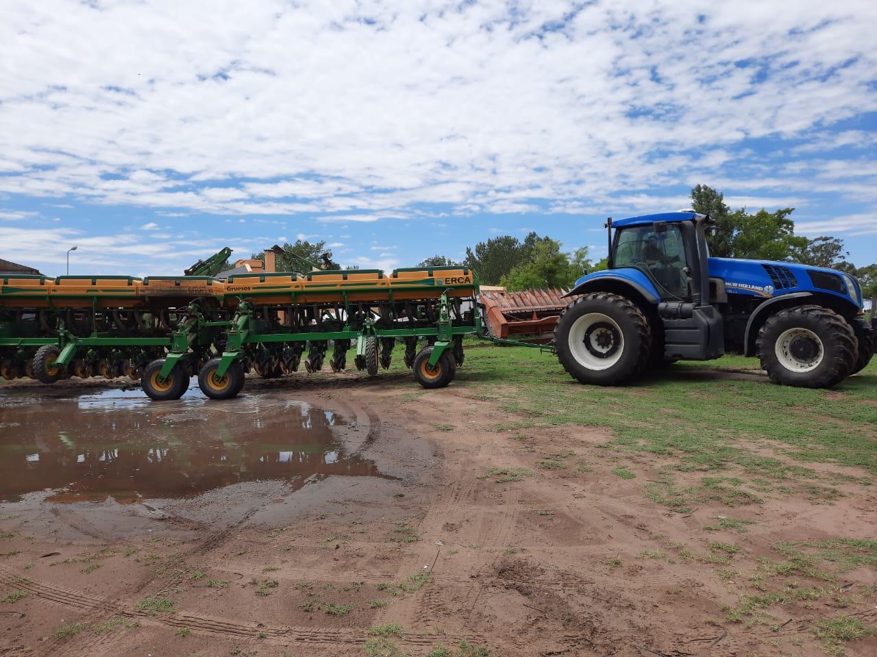 La Brigada de Investigaciones recuperó implementos agrícolas por alrededor de $19.000.000 que habían sido comprados con cheques sin fondos