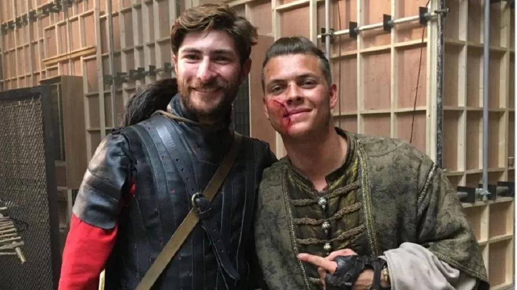 """Un puntano en """"Vikingos"""": Nació en San Luis, fue a Dublín a estudiar inglés y terminó como actor en una de las series más vistas del mundo"""