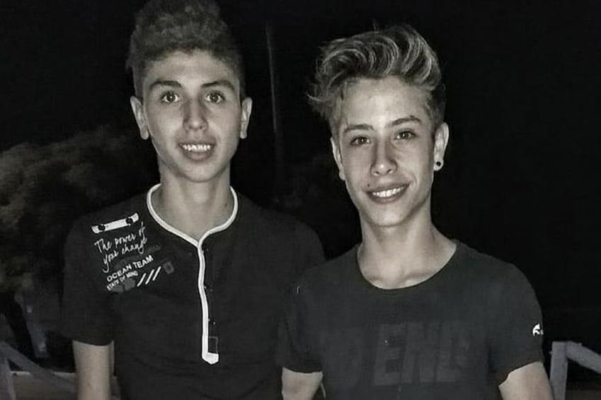 ¡SIEMPRE PRESENTES!: A tres años del fallecimiento de Joaquín Agüero y Ariel Garro, los jóvenes que se accidentaron en moto en Caleufú
