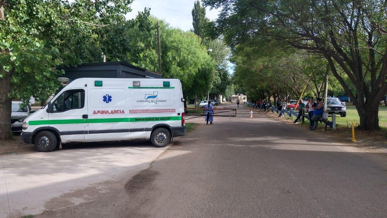 COVID-19: Hoy hubo 7 fallecimientos en La Pampa, entre ellos la de un hombre de 33 años y la de una mujer de 37 años