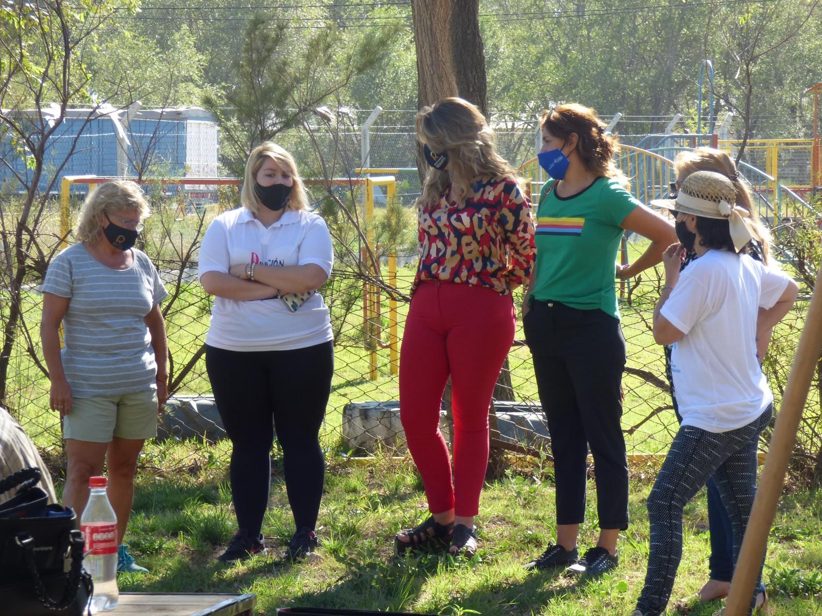 Adultos mayores participan de las actividades del Cumelén en Realicó