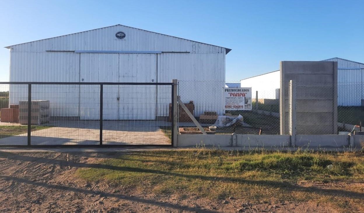 En Metileo transformaron un basural a cielo abierto en una zona industrial que atrae empresas e industrias