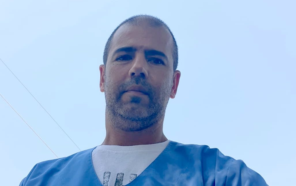 """""""Macota"""" Espada y el rol de los kinesiólogos en la recuperación de pacientes con COVID: """"Mis compañeros están poniendo todo de si, hacen guardias de 24 horas"""""""