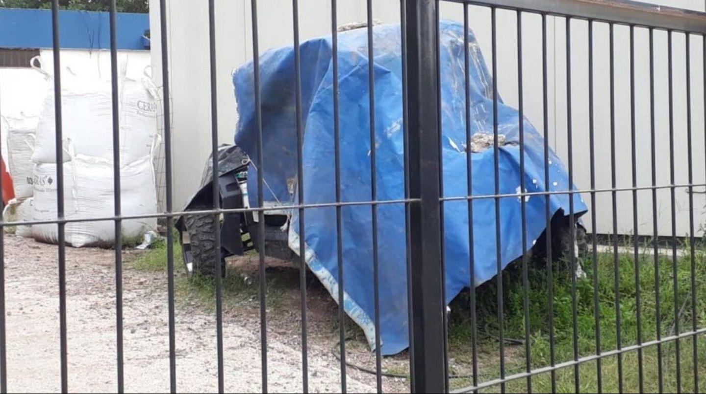 Murió un nene de diez años en Córdoba cuando se le dio vuelta su cuatriciclo