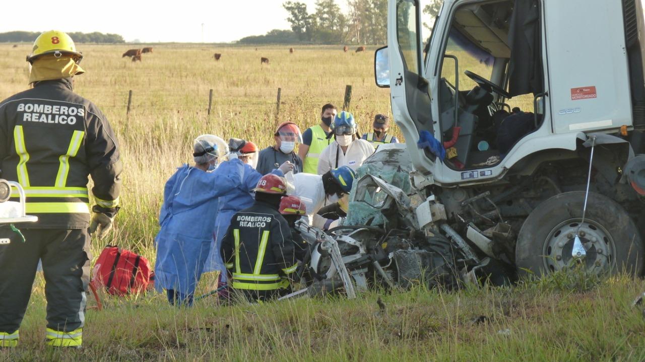 Accidente fatal entre Realicó y Van Praet: Dieron a conocer los nombres de los adultos fallecidos y de la persona que sobrevivió, pero que se encuentra con pronóstico reservado