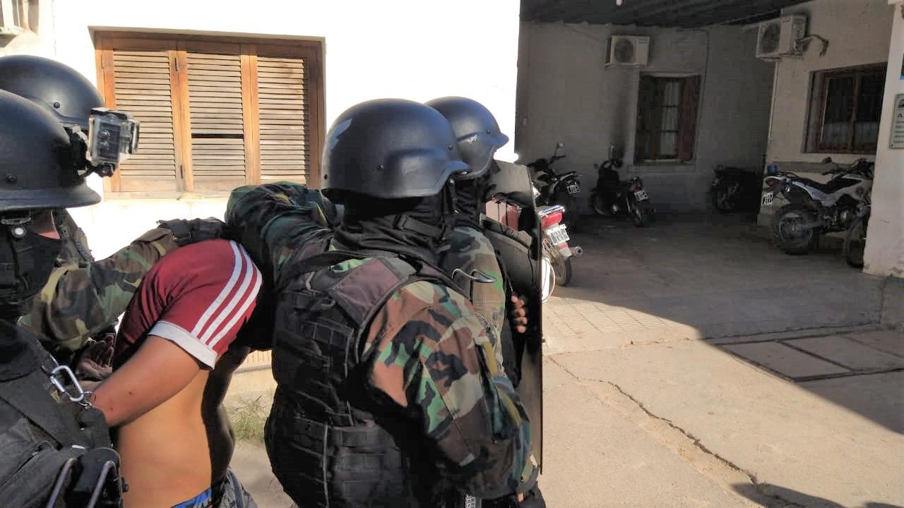 """Armando Agüero se refirió a los tres delincuentes que se dieron a la fuga y fueron recapturados: """"Aprovecharon el horario de visitas para usar una puerta y de ahí fugarse"""""""