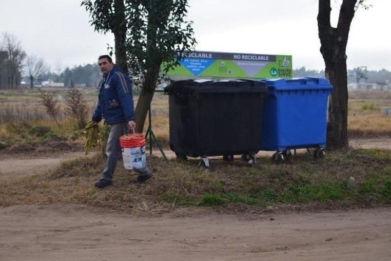 Los vecinos de barrio Sur podrán decidir si se implementa o no la recolección domiciliaria de residuos en su barrio