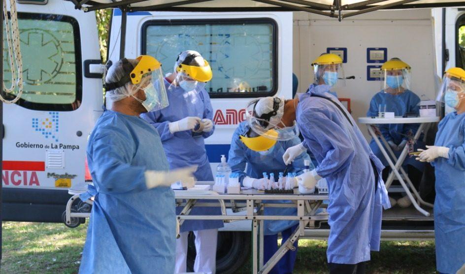 COVID-19 en La Pampa: en el día de hoy se detectaron 89 casos positivos, 15 de ellos en General Pico y se reportó un fallecido