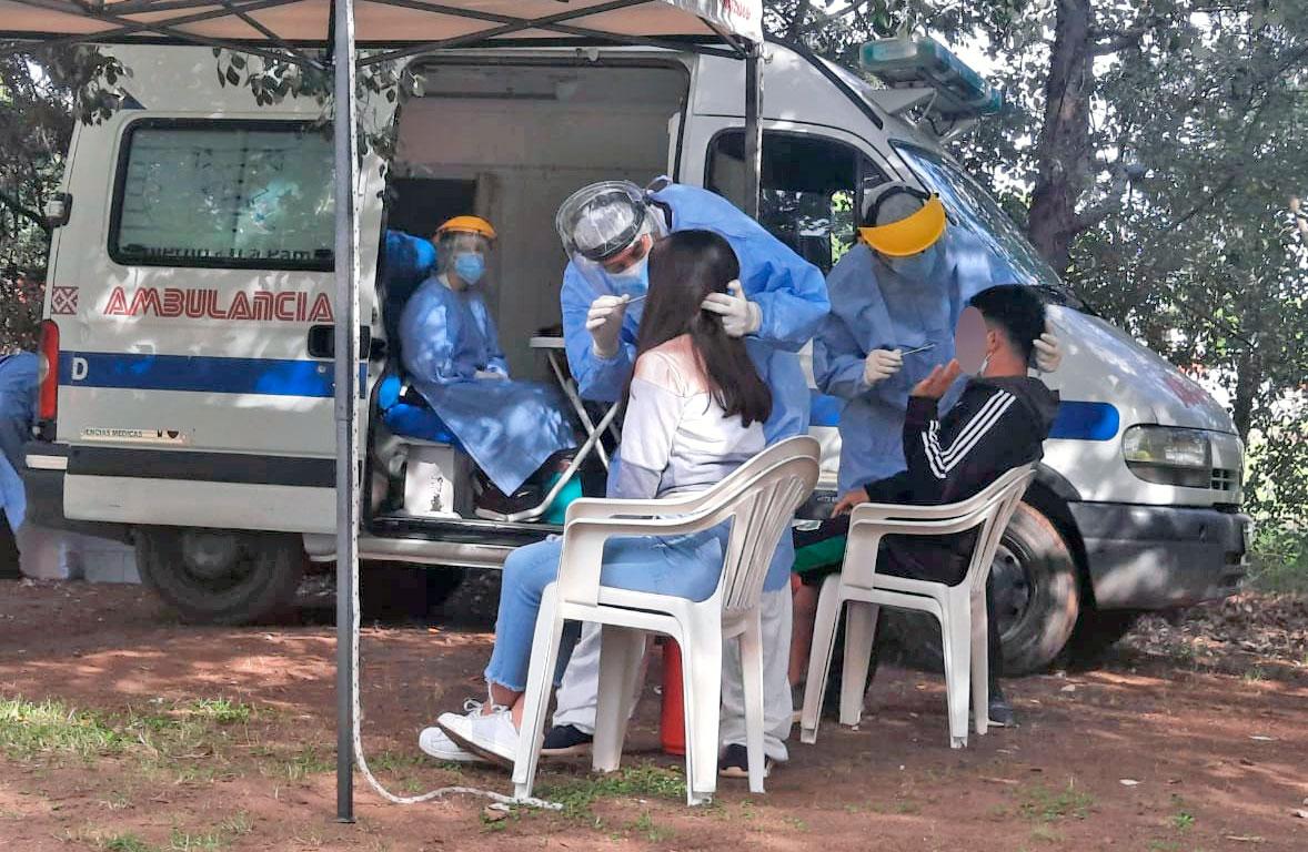 COVID-19: Se detectaron 95 casos en La Pampa, 24 en General Pico y murió un hombre de Eduardo Castex