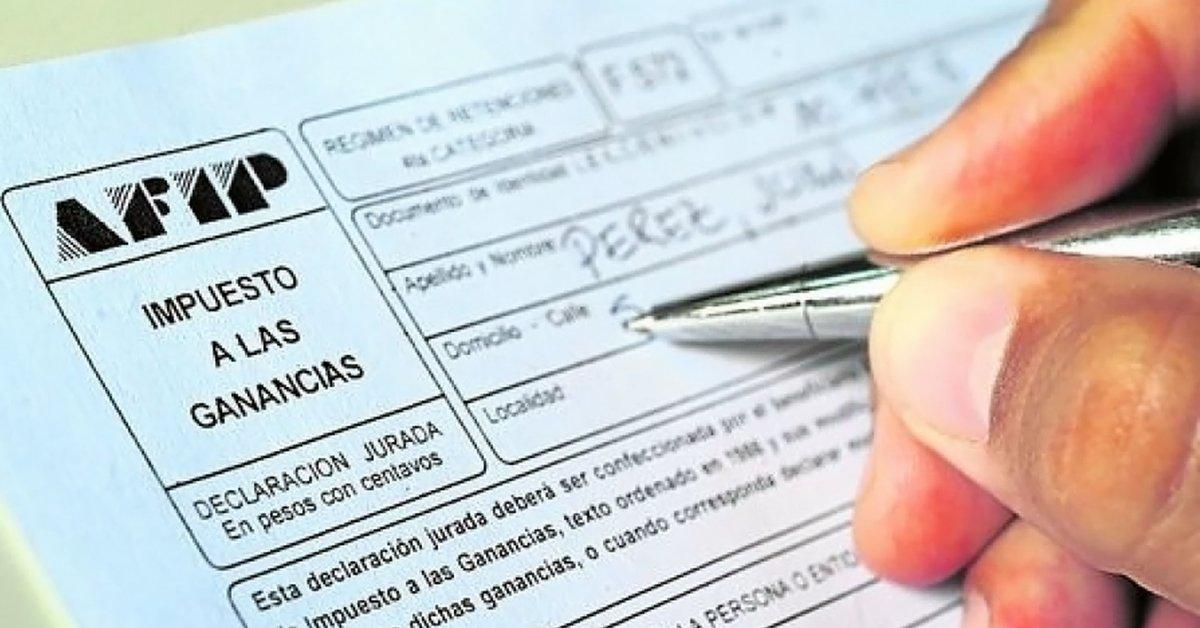 Departamento por departamento, cuántos pampeanos dejarían de pagar el impuesto a las ganancias con el proyecto que impulsa el Gobierno Nacional