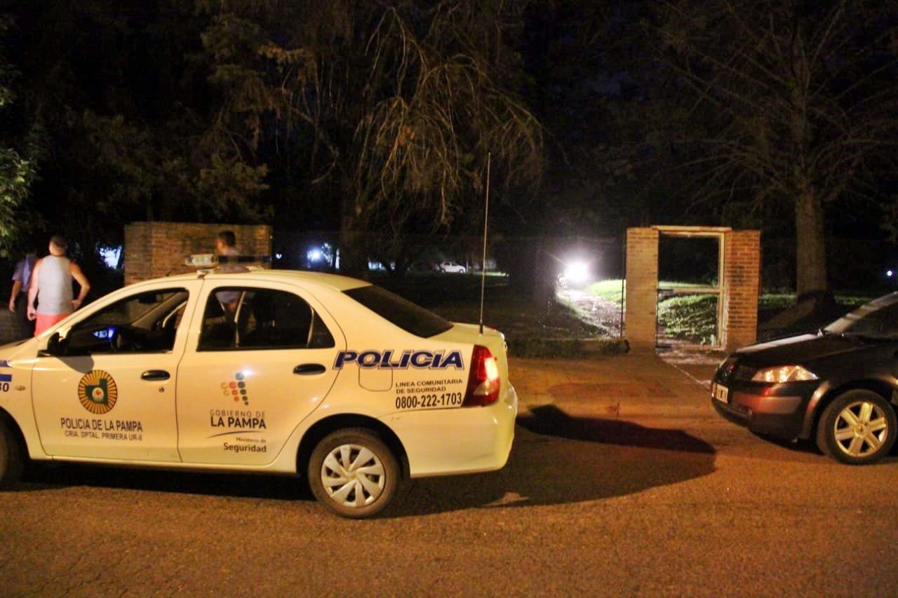 General Pico: el celular que le robaron a una mujer en un asalto la semana pasada fue publicado en redes sociales para la venta