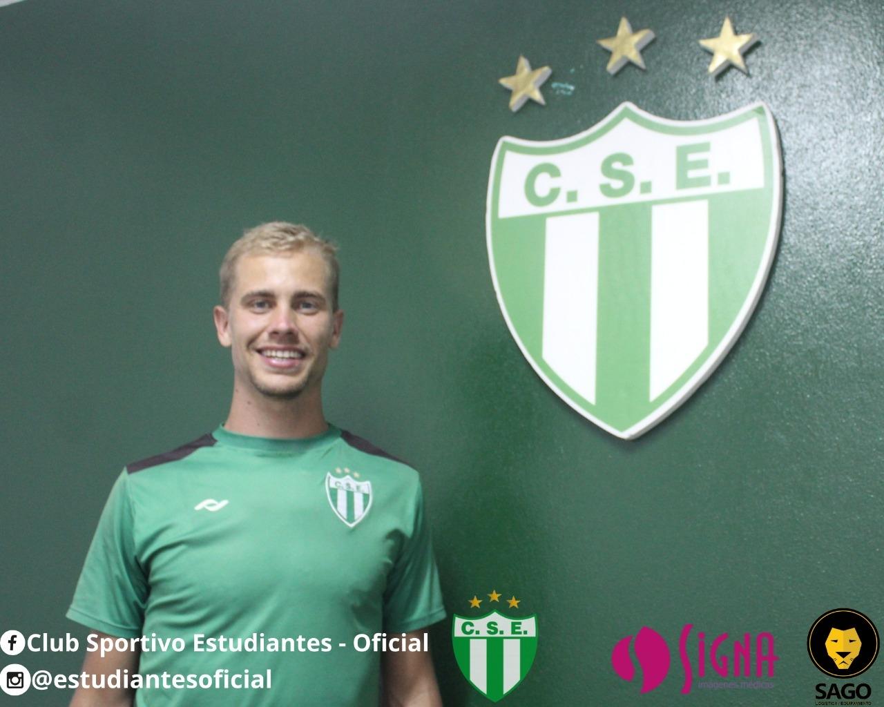El piquense, Federico Vasilchik, jugará en Estudiantes de San Luis