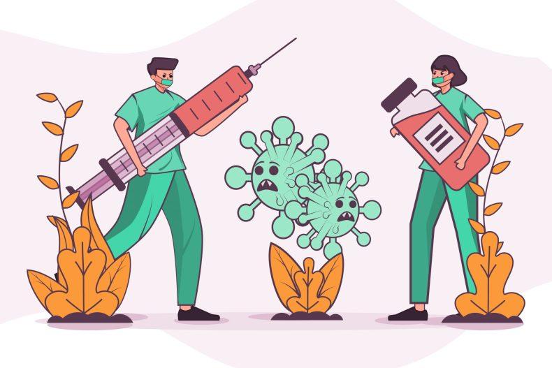 La guerra de las vacunas: pelea importada a La Pampa