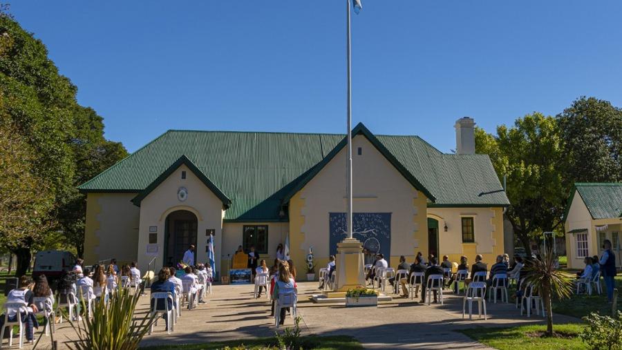¡La Escuela Primaria de Mauricio Mayer cumplió 100 años!