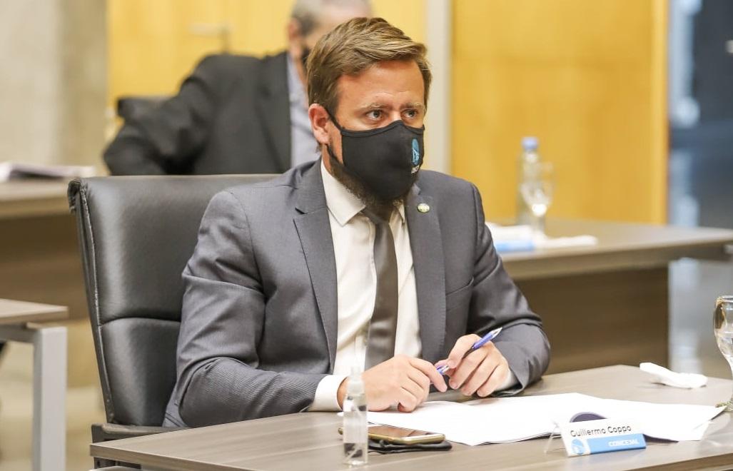 """El Concejal Guillermo Coppo se refirió a la vuelta de Juan Carlos Passo a la UCR y dijo que el partido """"ha mantenido a gente que le ha hecho mucho más daño"""""""