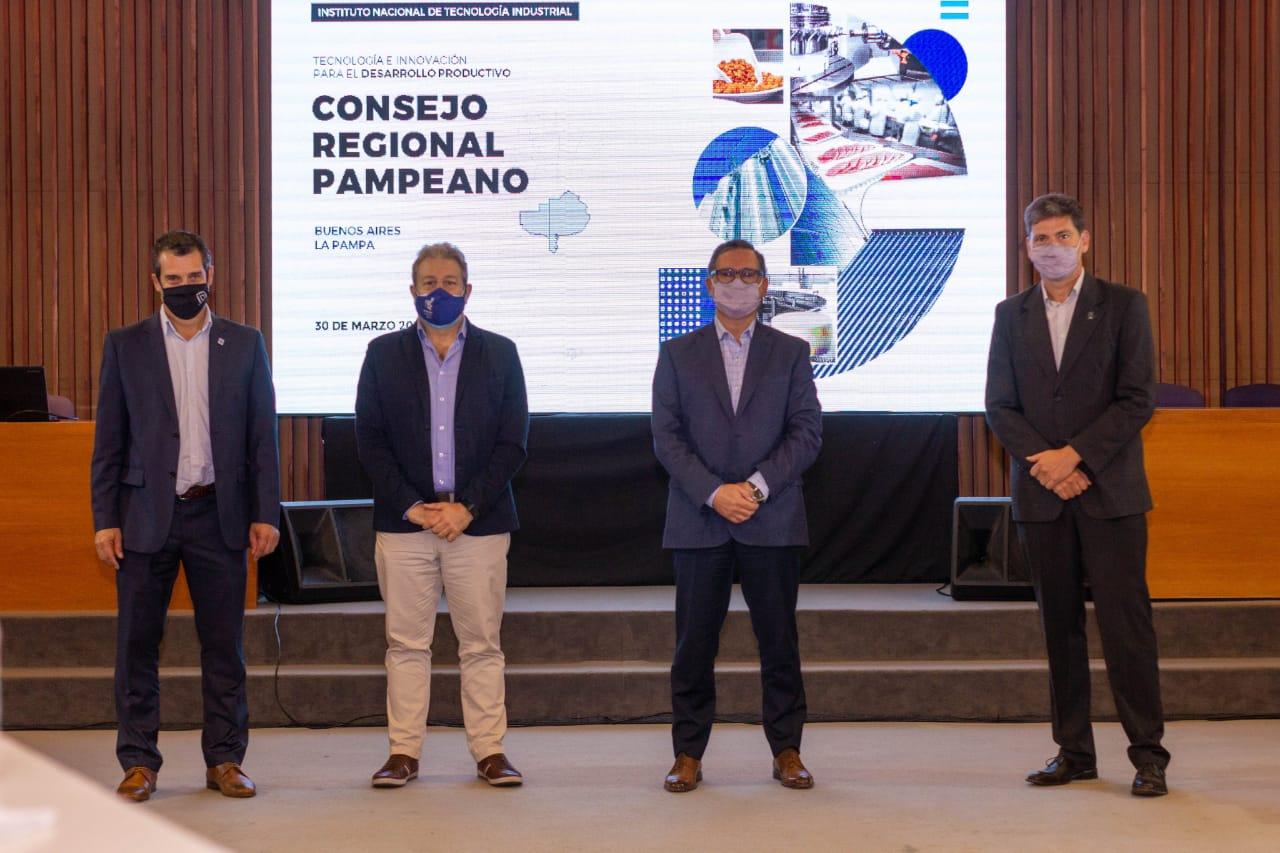 Se llevó a cabo la inauguración del Consejo Asesor de la región Pampeana del INTI