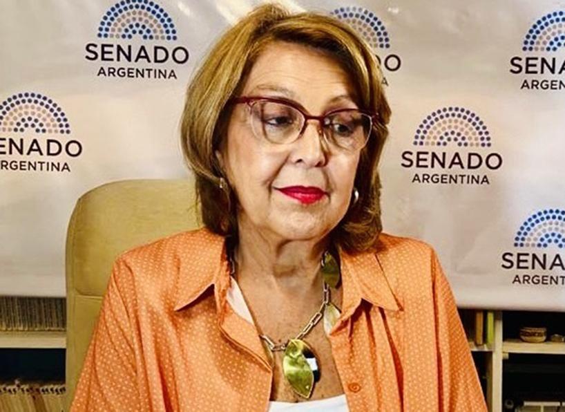 """La senadora Norma Durango recibió a mujeres durante el encuentro """"Nosotras Movemos al Mundo"""""""