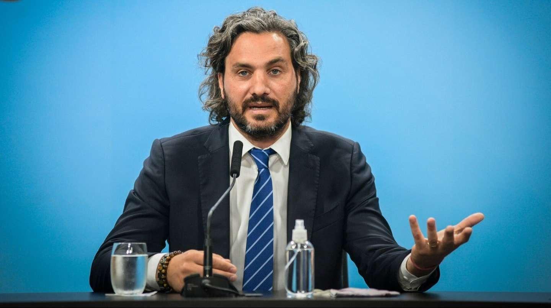 """Santiago Cafiero: """"Viene bajando la inflación, pero estamos lejos de lo que deseamos"""""""