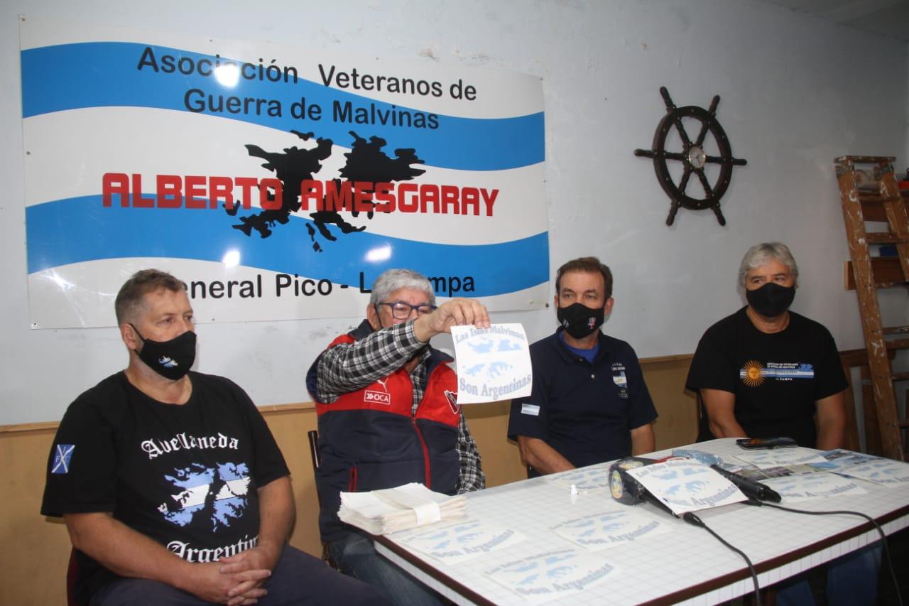 La Asociación de Veteranos de Guerra de Malvinas repudio las expresiones de Bullrich